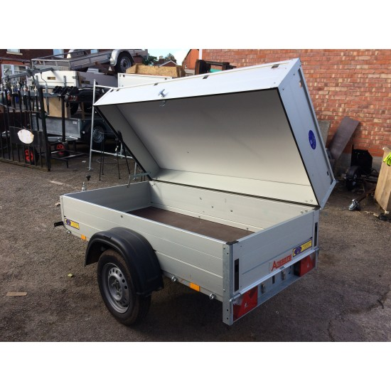 ***** Anssems GT750-201-HT Trailer Now Sold, ask about similar trailers available *****