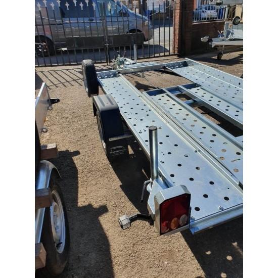 Woodford Lightweight Single axle trailer