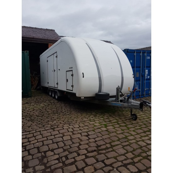 Woodford RL7000 Tri Axle Race Liner trailer *** Now sold, we may be able to source something similar ***