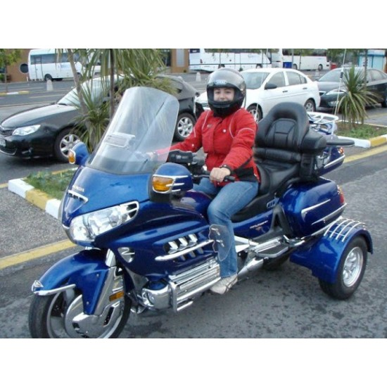 Kit Trike Conversions for Harley Davidson and Honda Goldwing Owners