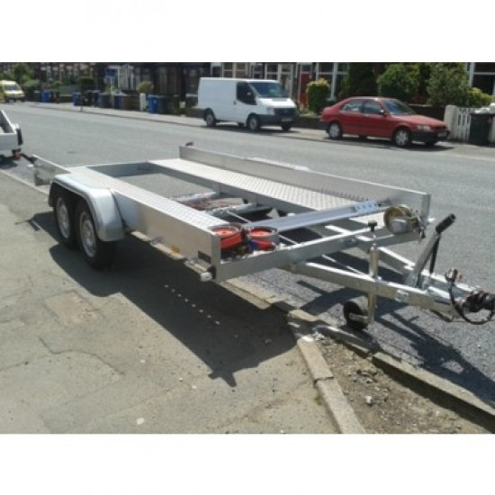 AMT-ECO-2000 Car Transporter Trailer