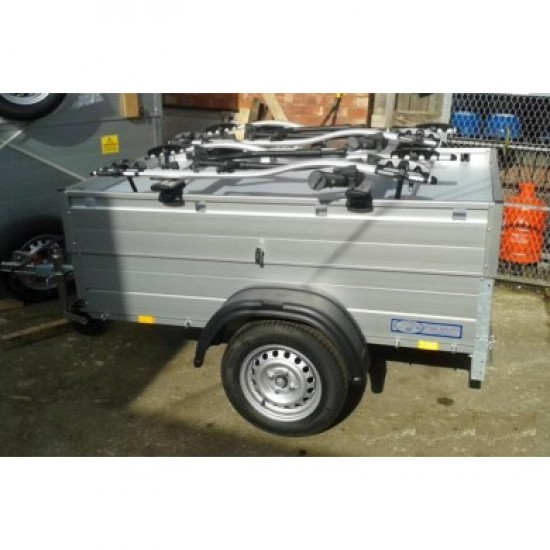 GT500-181-HT Anssems Hard Top Camping Trailer