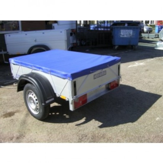 Anssems GT500 151 Trailer Cover
