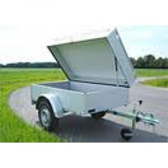 Hard Top Fitted To your GT500-181 Trailer