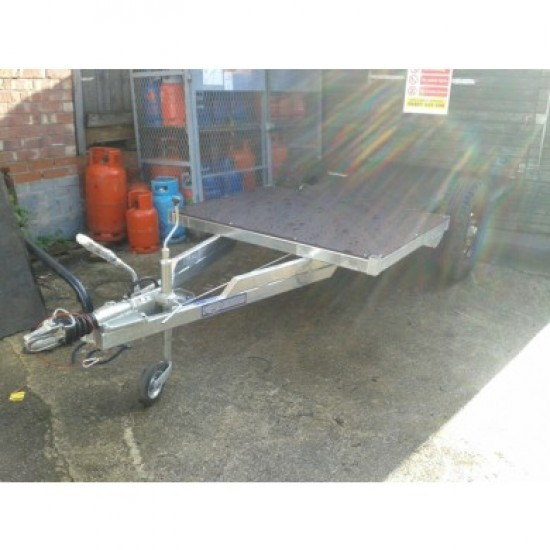 Bespoke and Partial Trailer Builds, Rolling Chassis