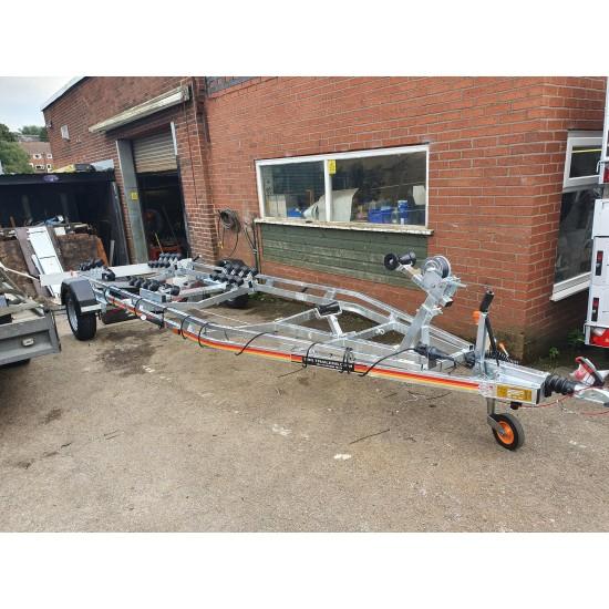 SBS R2 1600el boat trailer