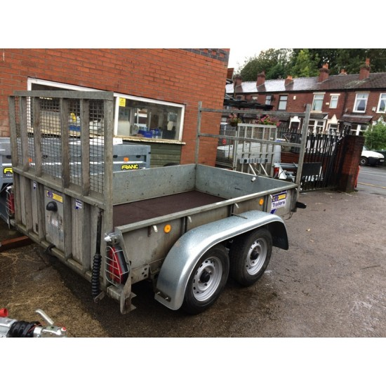Ifor Williams GD85 (Ramp) 2700kg General Purpose Trailer - Fully Serviced
