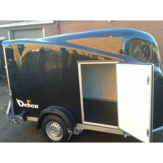 Debon Cargo 1300 fully Fibreglass Box Van Trailer