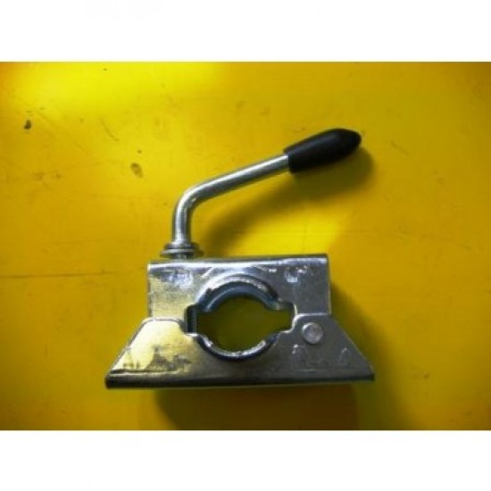 34mm Pressed steel jockey wheel Clamp