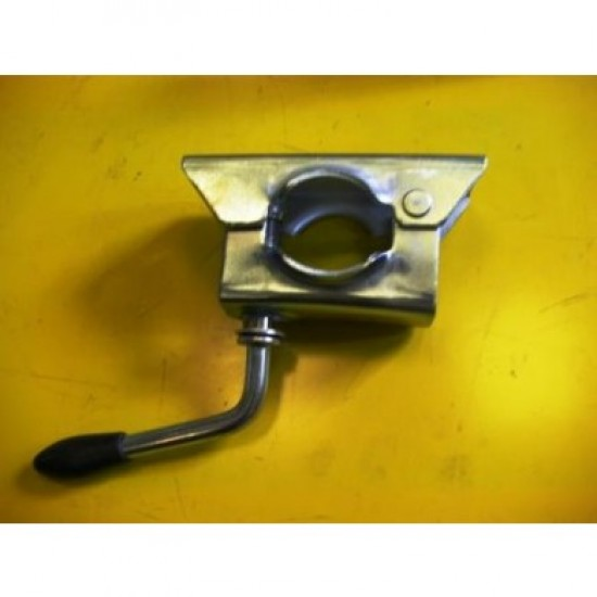 42mm Pressed Steel Jockey wheel Clamp