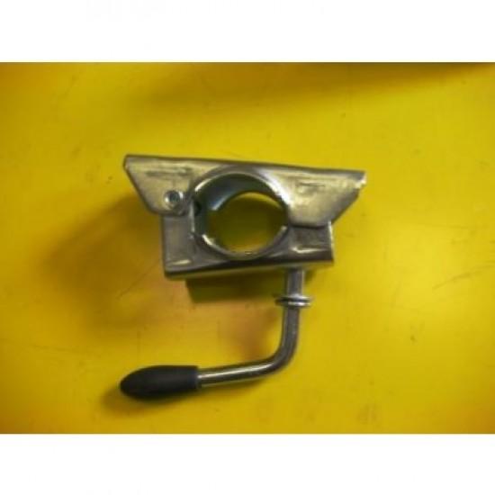 48mm Pressed steel Jockey wheel Clamp