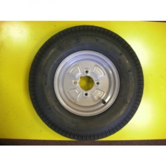 500x10 Wheel and Tyre 4 on 4