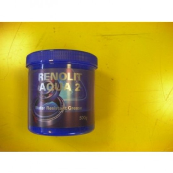 Waterproof grease 500 g tub