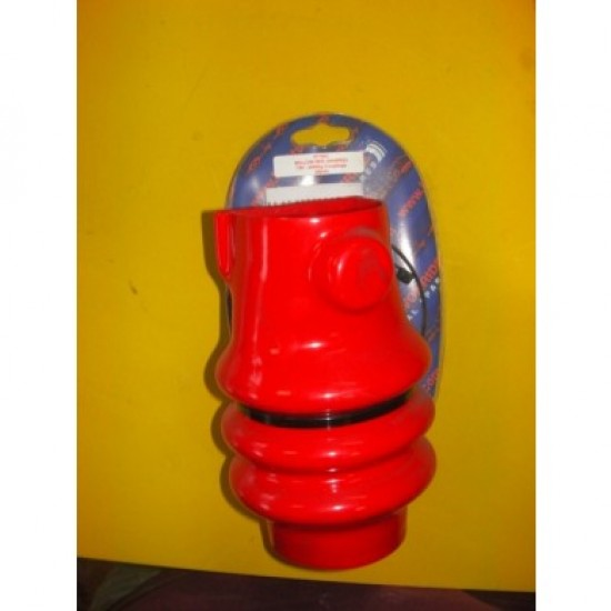 Bellows Red (Shaped)